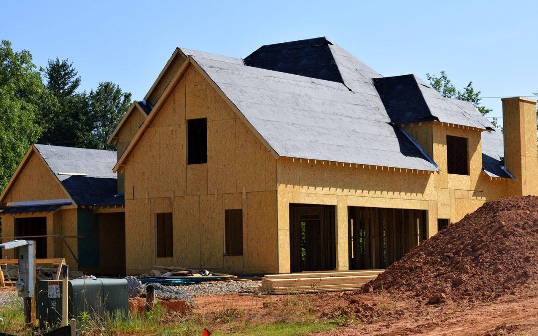 Les différentes phases de construction d'une maison